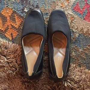 Naturalized Black All Weather Loafers